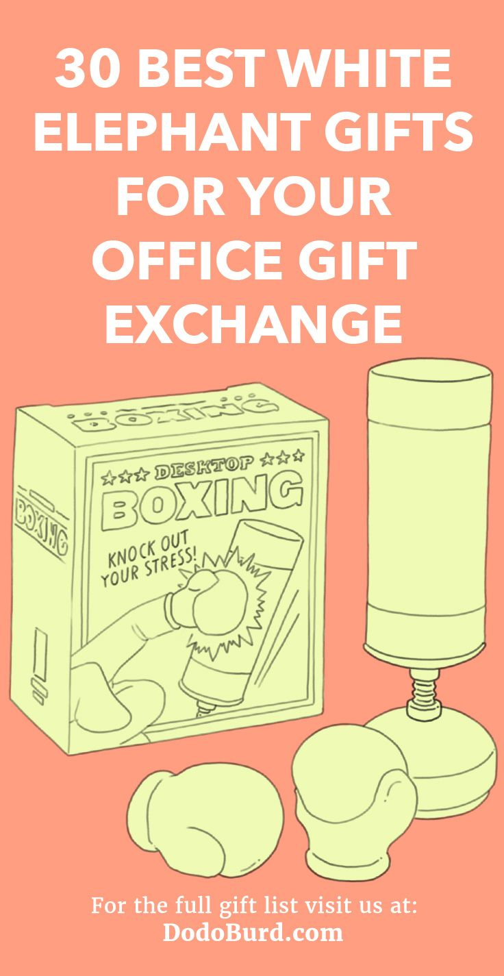 5afb8029406 From miniature desktop games to unique office accessories, the items on  this list are sure to be a big hit at the holiday gift exchange.