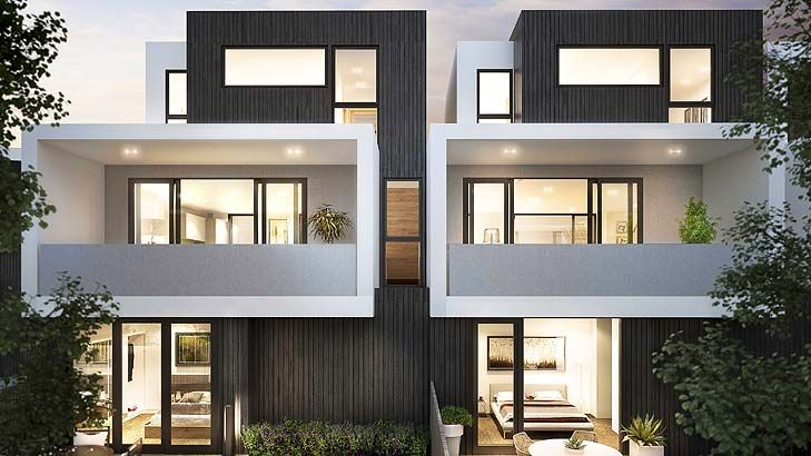 182 Best Contemporary Duplexes And Townhomes Images On
