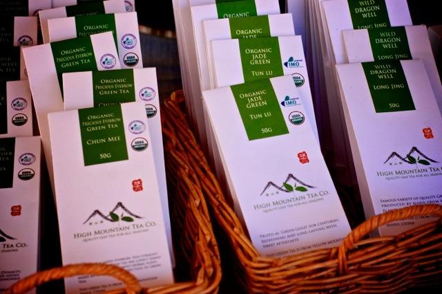 Chinese Tea @ High Mountain Tea