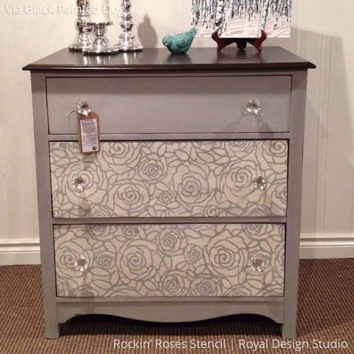 25+ Best Ideas About Gray Painted Dressers On Pinterest