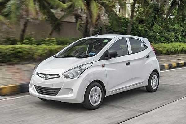Hyundai Motor India has announced a recall for 7,657 units of its Eon hatch over clutch and battery cables issue.