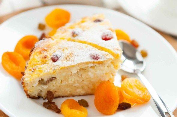 Lemon pie - Sitruunainen rahkapiirakka