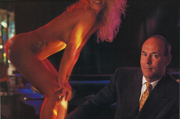 Robert Watters, the owner of Rick's Cabaret, the club that almost single-handedly changed the shape of Houston.