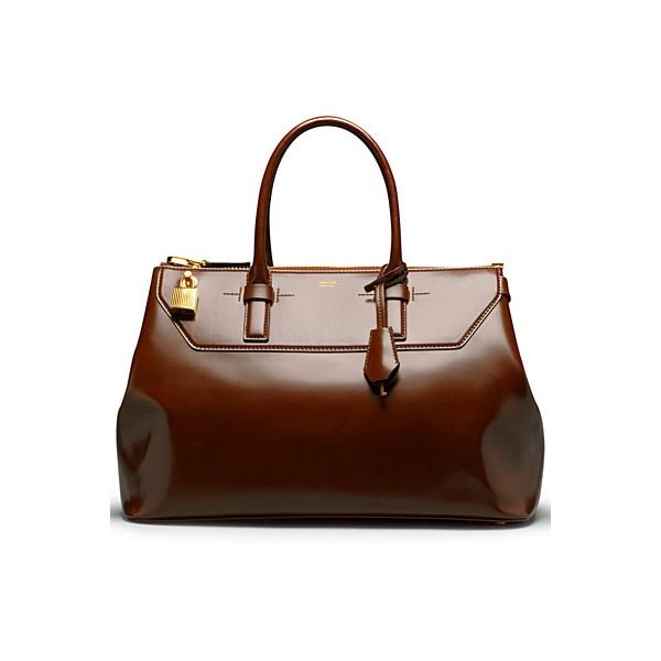 Unique Tom Ford Medium India Bag In Brown  Lyst