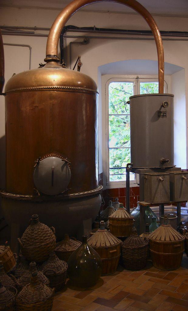 Destillation   by claudia@flickr