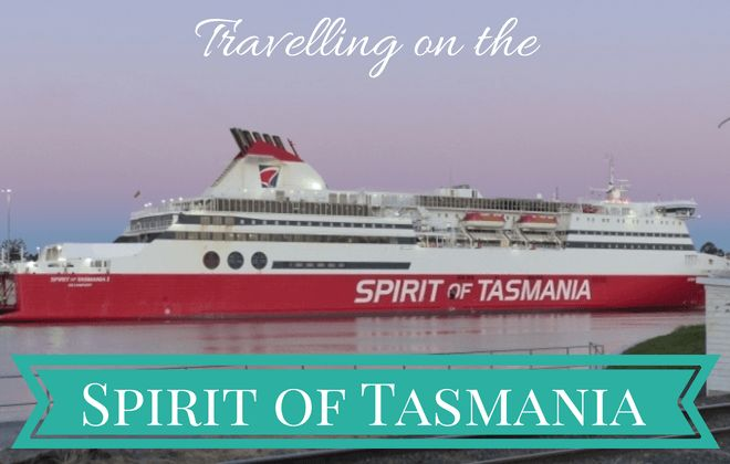 A review, practical information and our experiences taking the Spirit of Tasmania on a trip to Tasmania with kids. Our cabin, meals, facilities, etc