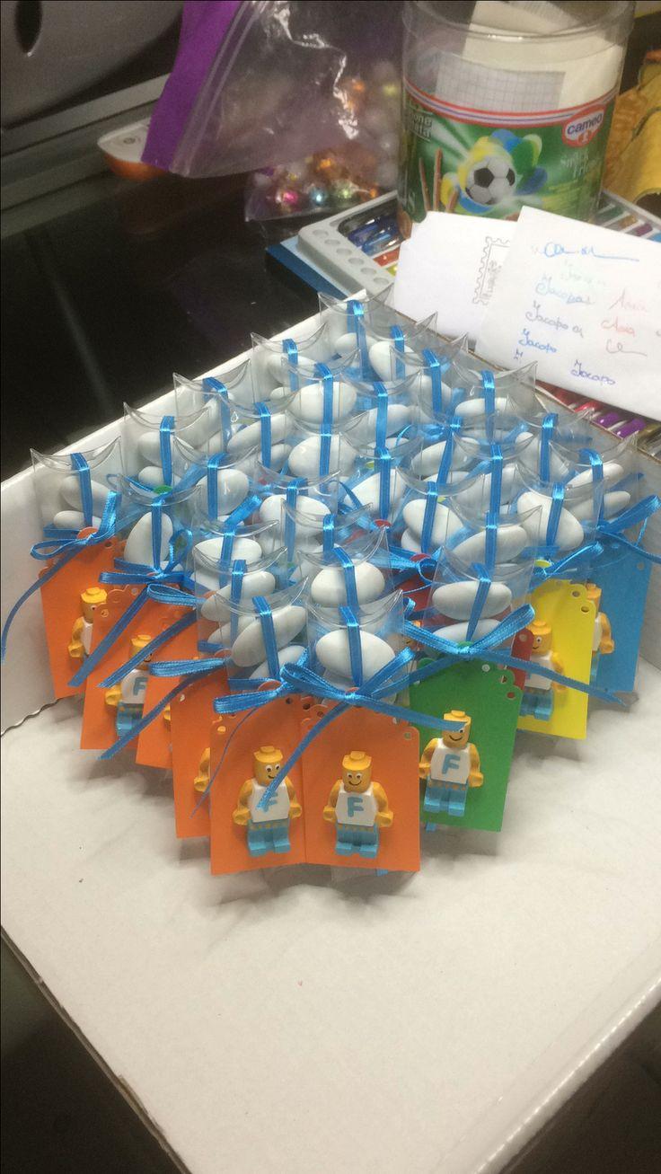 Bomboniere Lego finite