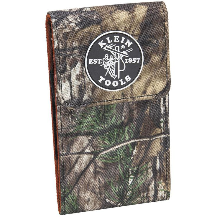 Klein Tools 1-Pocket Small Phone Holster Camo