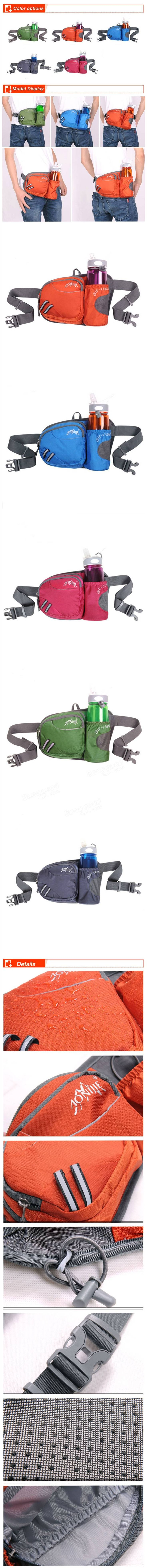 top 25 best wholesale water bottles ideas on pinterest cheap aonijie outdoor camping hiking waist bag sports travel water bottle bag holder