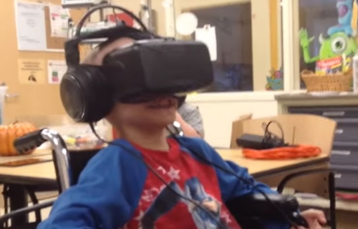 Here's What Virtual Reality Means For Kids Stuck In The Hospital   TechCrunch