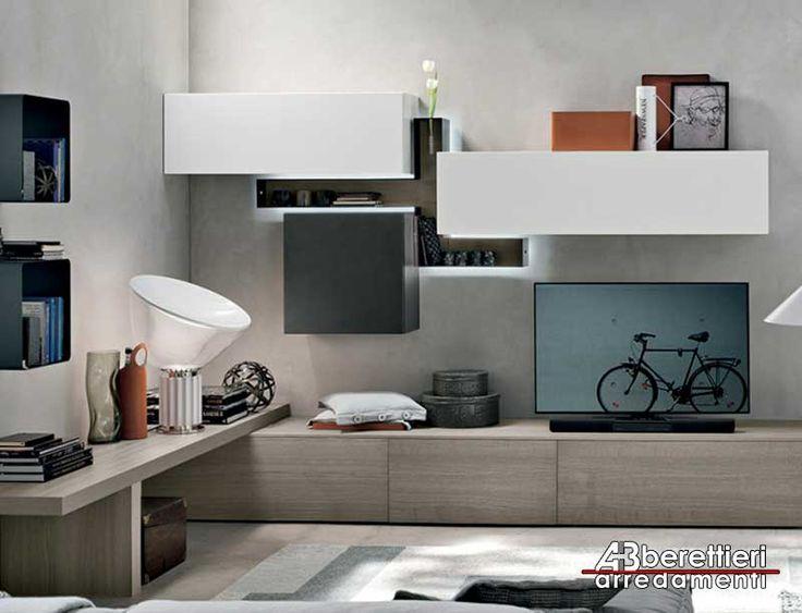10 best Catalogo Soggiorni images on Pinterest | Tv walls ...