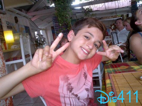 Happy Birthday To J.J. Totah (Stewart on Jessie) August 5, 2014
