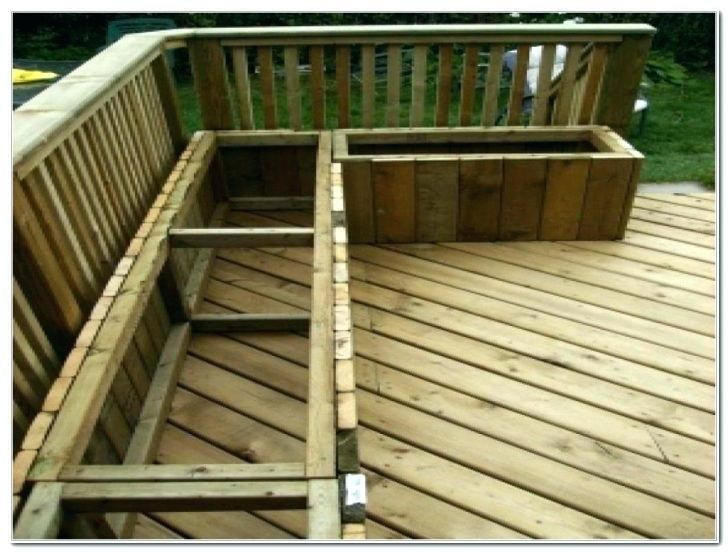 Deck Benches With Storage Deck Benches With Backs Building Storage Bench Back Plans Build Deck Bench With Deck Bench Garden Storage Bench Wooden Garden Storage