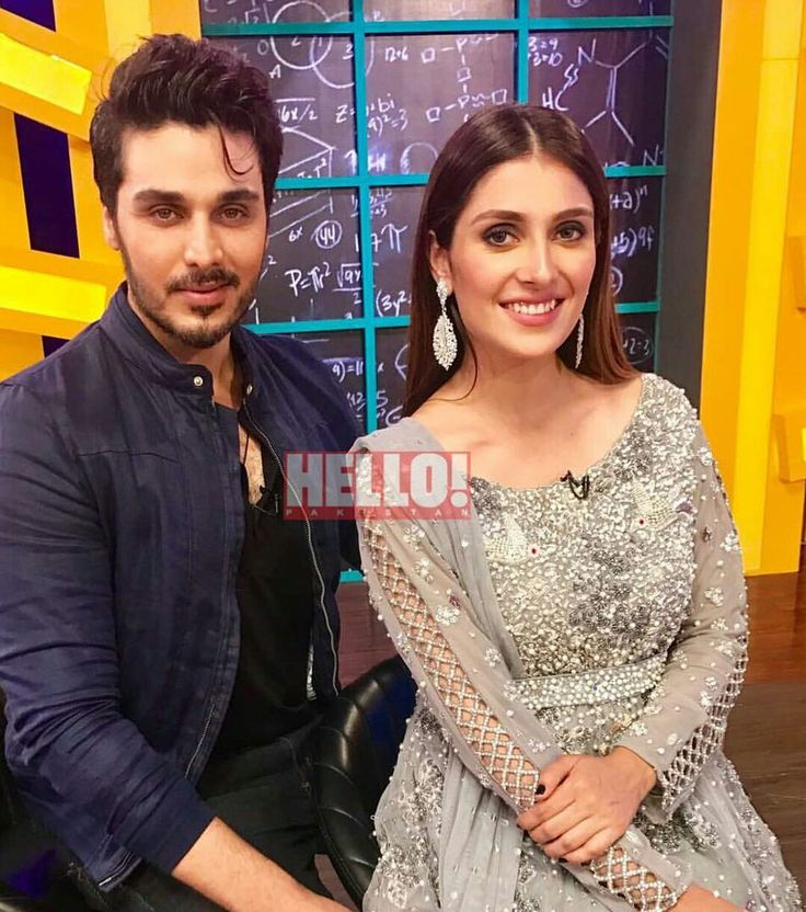 Ahsan Khan Spotted with Ayeza Khan at a Recording for an Eid Show! #Beautiful #Lovely #PrettyWoman #AyezaKhan #AhsanKhan #EidShow #Recording #PakistaniActresses #PakistaniCelebrities  ✨
