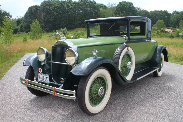 Antique Auto For Sale In Arkansas: 1930 Packard 733 Rumble Seat Roadster For Sale