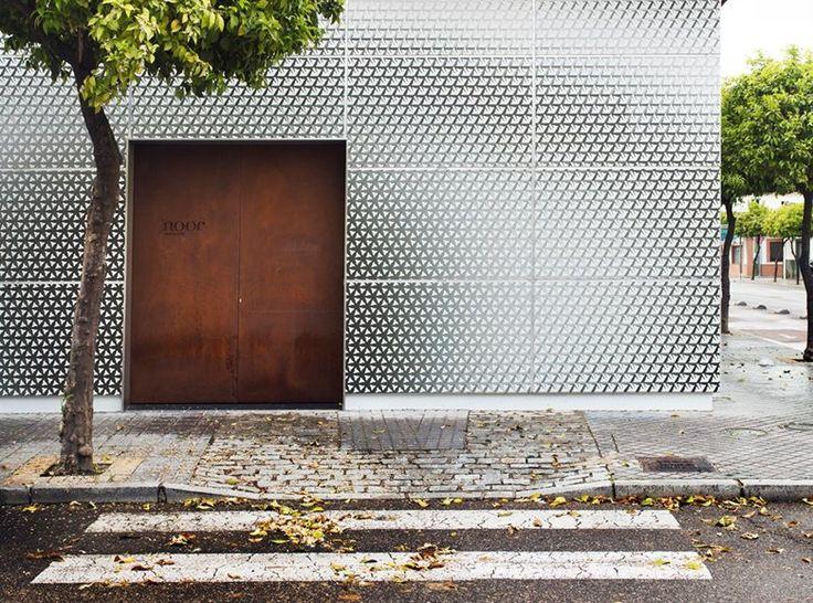 Noor Restaurant, Córdoba, 2016 - ggarchitects