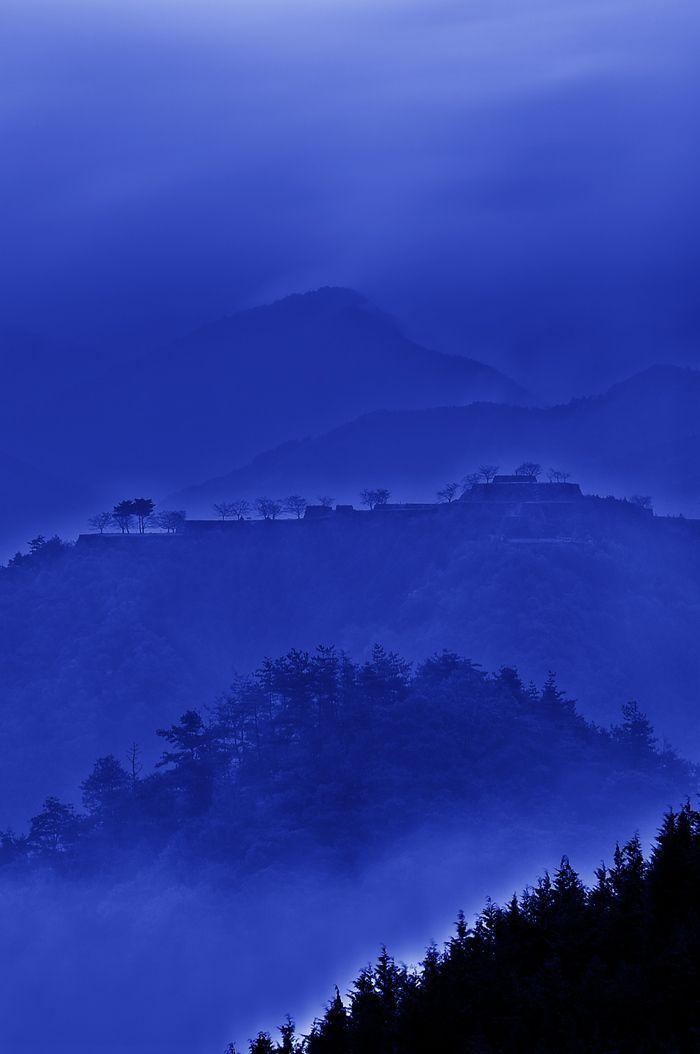 Takeda Castle Hyogo, Japan