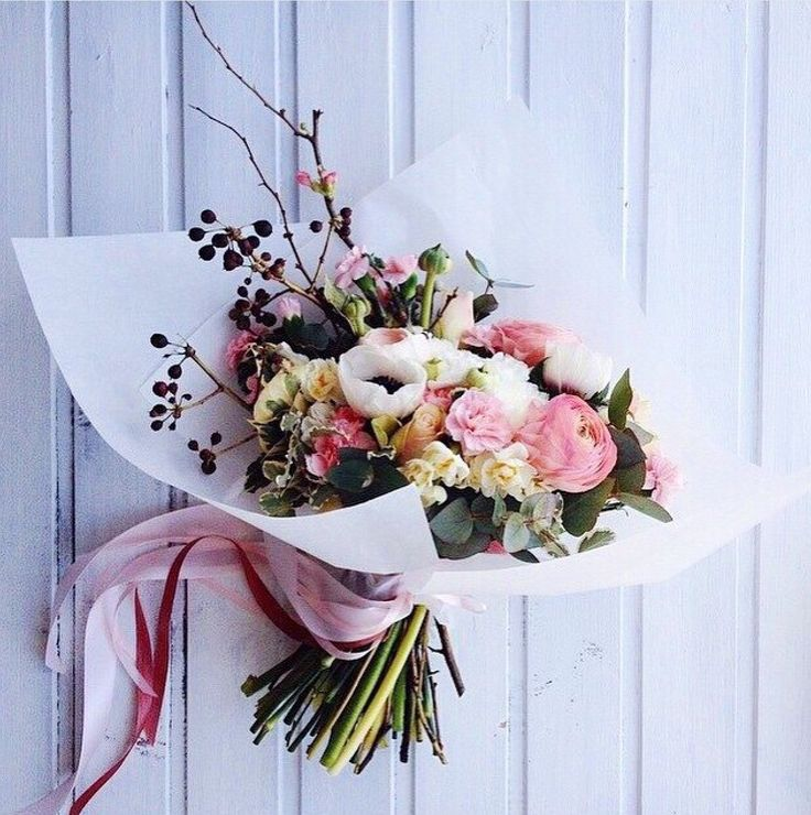 best  bunch of flowers ideas on   flowers, flora and, Beautiful flower
