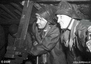 mijnen zuid limburg - Bezoek van koningin Juliana
