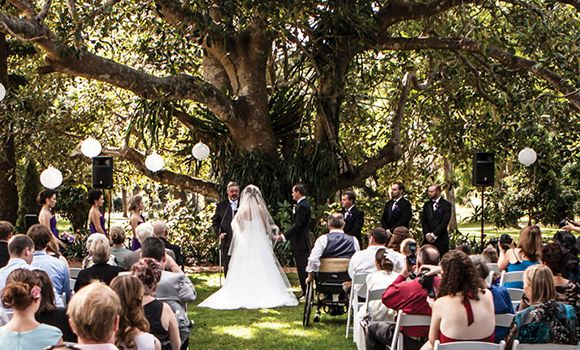 Gabbinbar Homestead | Ceremonies | Reception Venue & Catering - Queensland Brides