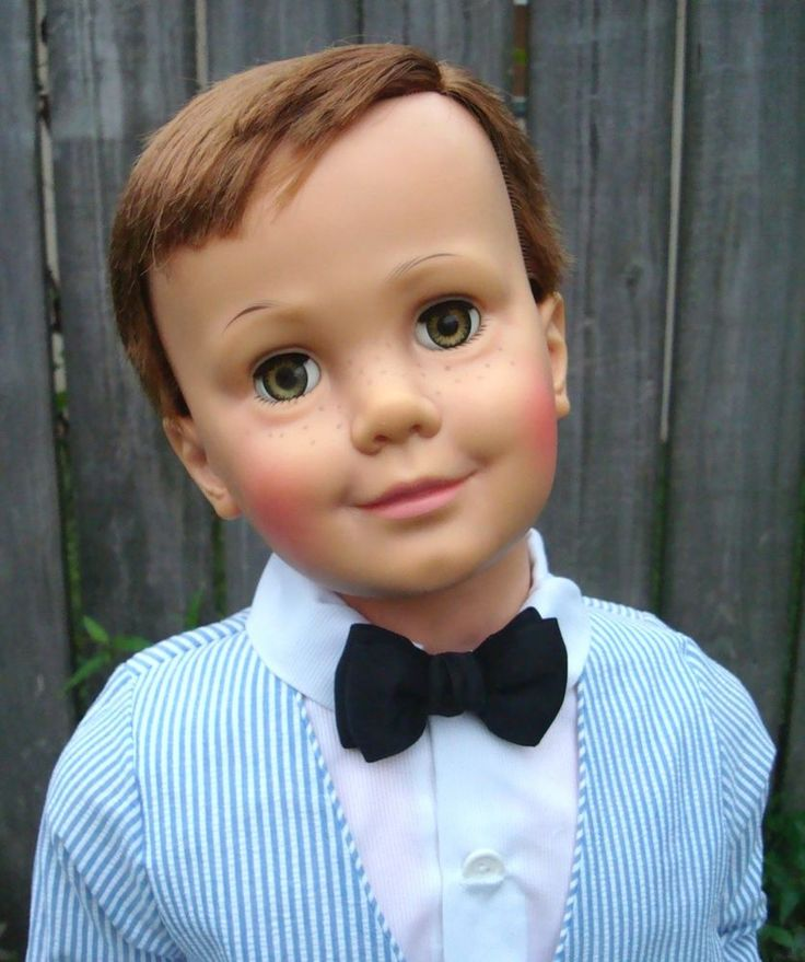 Vintage Ideal Peter Playpal Doll 38 Quot Vintage Dolls And