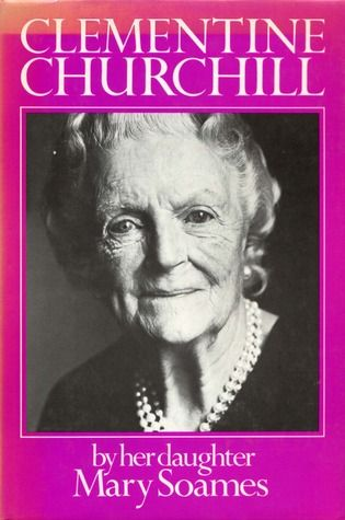 Clementine Churchill by Mary Soames.  Traded in recently @ Canterbury Tales Bookshop / Book exchange / Guesthouse / Cafe, Pattaya, Thailand....  Clementine Churchill; shy, passionate, and highly strung, shunned publicity but was in the limelight throughout her adult life.  As a young woman, her character, intelligence, and good looks won the attention of the impetuous Winston Churchill. Their courtship was swift, but their marriage proved immensely strong, spanning many of the major events…