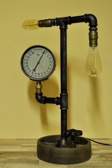 Retro žárovka Edison Vintage lampa Bohemia-design.com