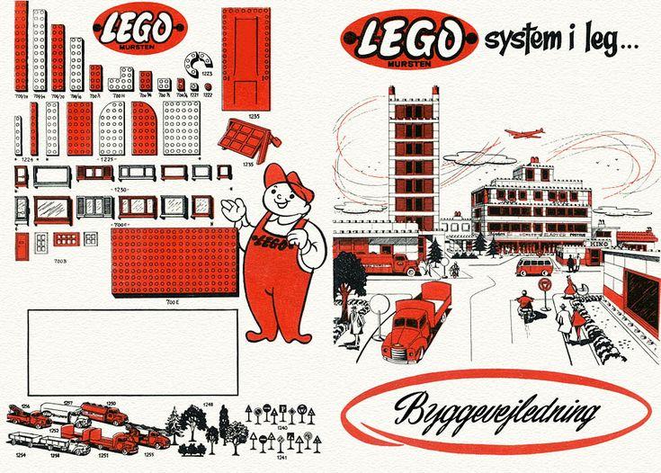 Lego System i Leg catalog