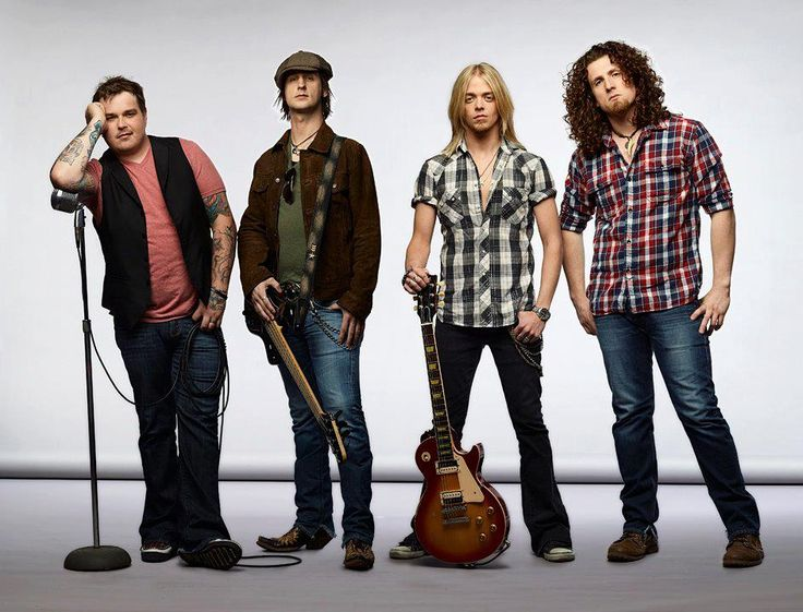 Black Stone Cherry have announce headlining dates for August below.