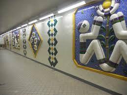 Stockholm tunnelbana Fridhemsplan