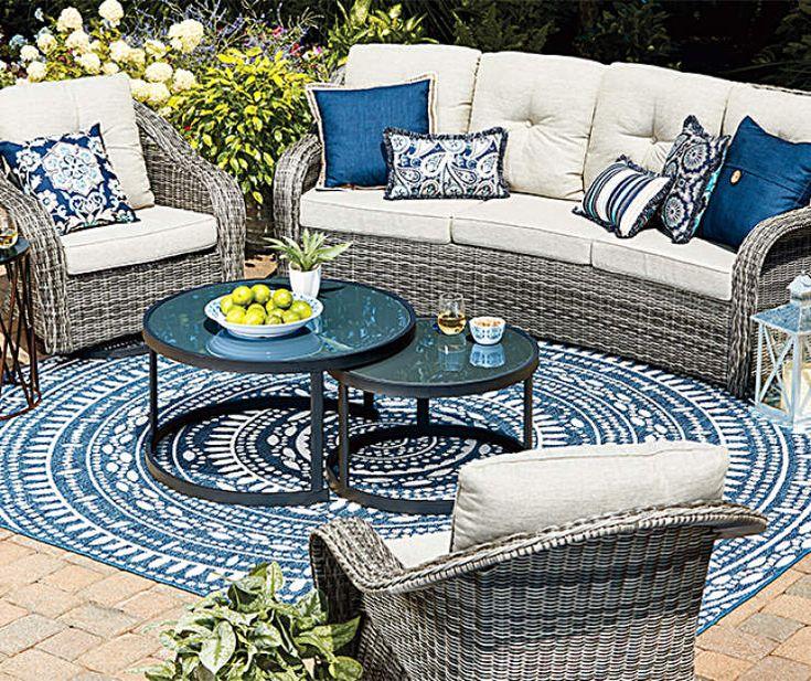 Wilson & Fisher Lakewood 5Piece Patio Furniture Set at