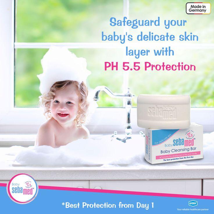 For soft gentle moisturising care. Sebamed – best for #baby http://www.sebamedindia.com/best-baby-soap-bath.php