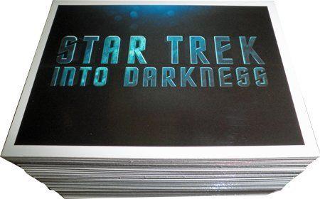 Star Trek Movies 2014 Into Darkness Complete 110 Card Basic Set @ niftywarehouse.com #NiftyWarehouse #StarTrek #Trekkie #Geek #Nerd #Products