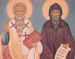 STS. CYRIL AND METHODIUS :: Catholic News Agency (CNA)