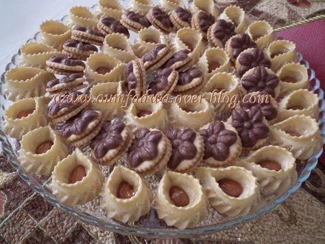 Craquant praliné chocolat - Le blog de Oum Fadwa