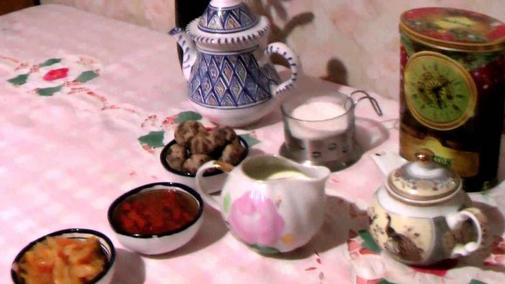 Едим дома. Проба голубики из Марокко