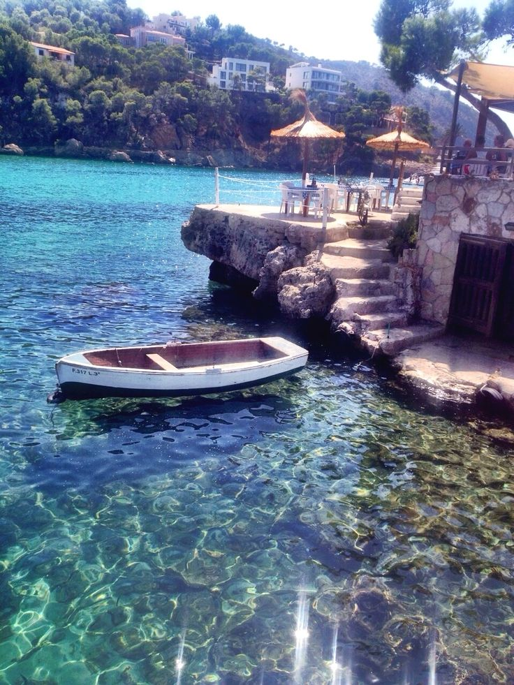Camp De Mar, Majorca....special memories ☀️