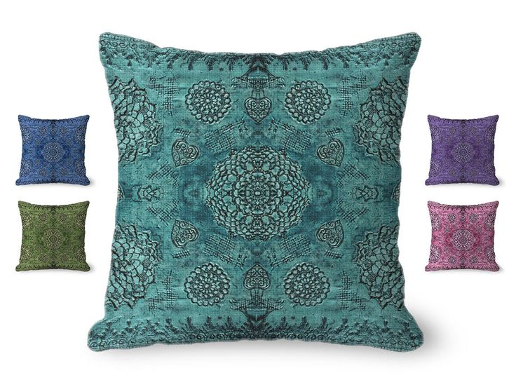Top 25 Best Bohemian Pillows Ideas On Pinterest