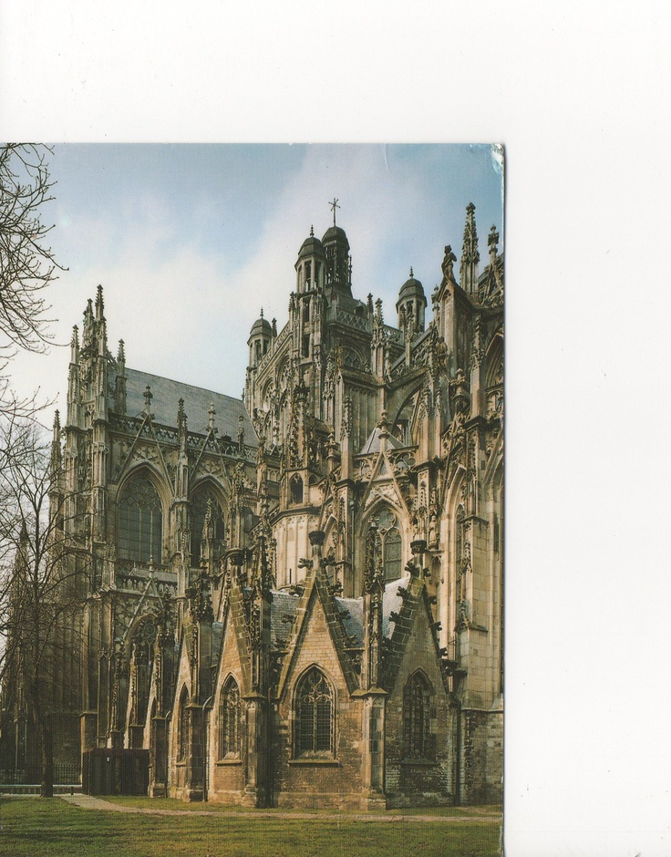 St John's Cathedral in Hertogenbosch Netherlands