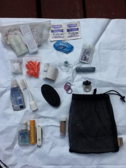 Ultralight Backpacking - Making Small Things Smaller to Save Weight and Space