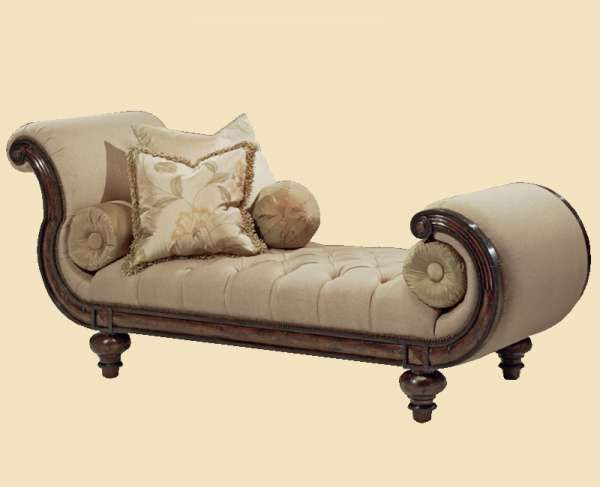 Shop For Marge Carson Antigua Chaise, And Other Living Room Chaises At  McElherans Fine Furniture In Edmonton, AB.