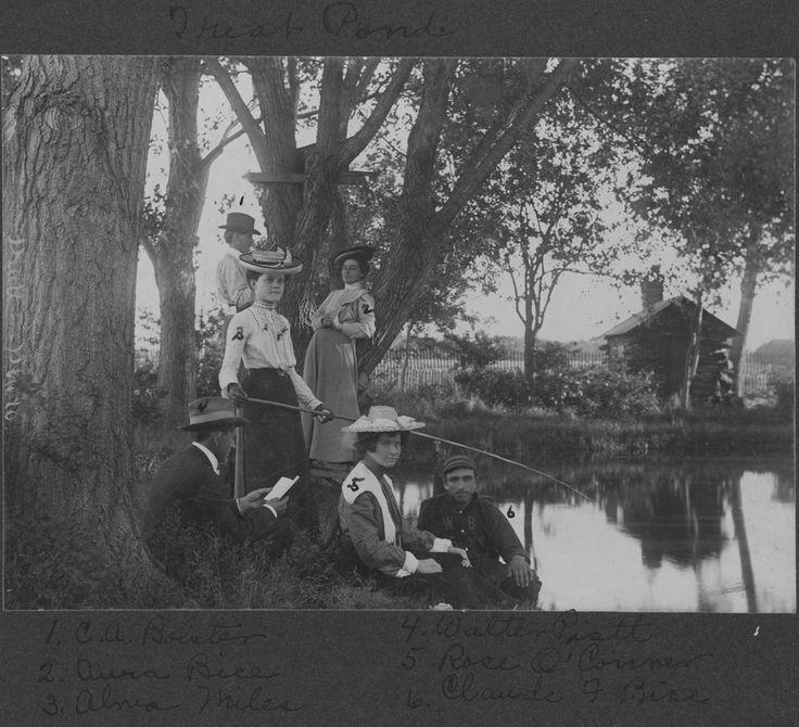 Treat Pond 600 Main St. Hays, KS -- 1903