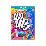 Used Just Dance 2016 - PRE-Owned - Nintendo Wii U, PREOWNED