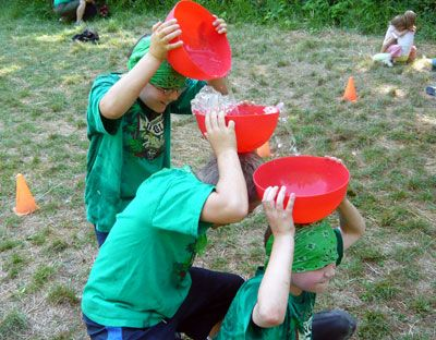 Cub Scout Game Ideas - Some fun ideas even if not for Cub Scouts!