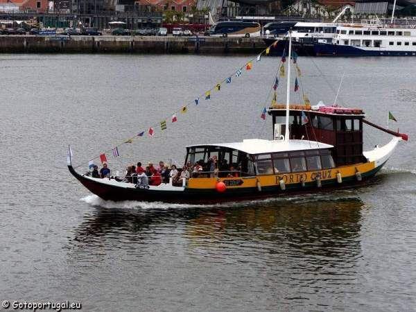 Barco Rabelo_porto