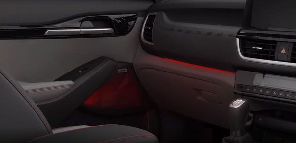 Ambient lighting, KIA SELTOS