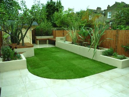25+ Best Ideas About Simple Garden Designs On Pinterest | Small