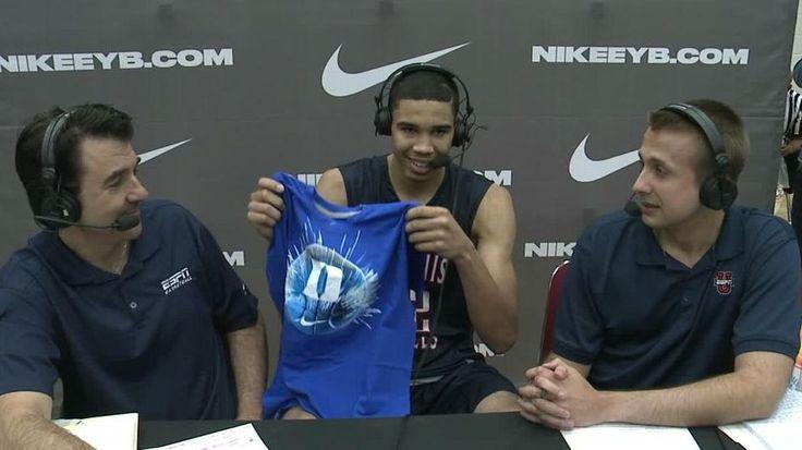 Jayson Tatum recently commited to Duke University, is Harry Giles next?