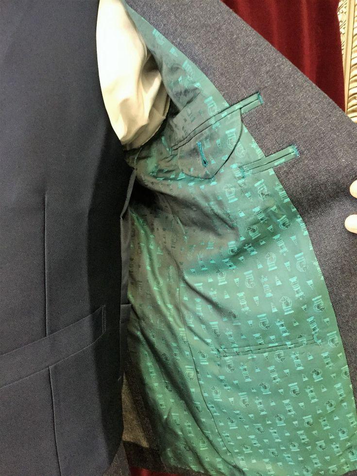 【デニム結婚式衣装】|結婚式の新郎タキシード/新郎衣装はメンズブライダルへ