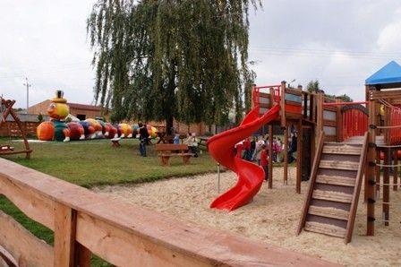 Plac zabaw w ozorkowie
